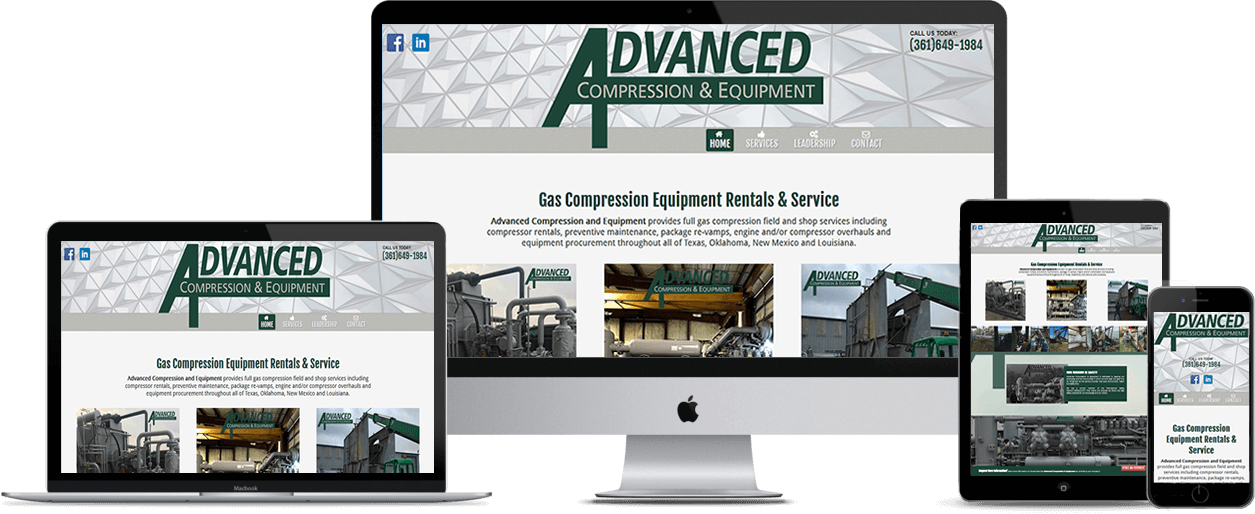 Responsive Website Design in Victoria Texas